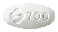 Doravirine (Pifeltro) Pill Preview