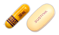 Efavirenz (Sustiva) Pill Preview