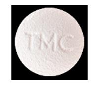 Rilpivirine (Edurant) Pill Preview