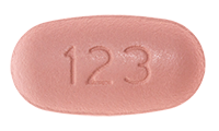 Efavirenz-Tenofovir disoproxil fumarate-Emtricitabine (Atripla) Pill Preview